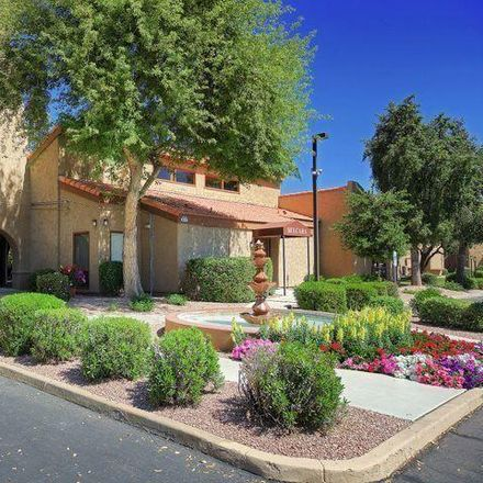 Rent this 1 bed apartment on 8250 East Arabian Trail in Scottsdale, AZ 85258