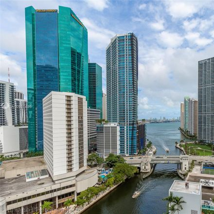 Rent this 1 bed loft on 41 Southeast 5th Street in Miami, FL 33131