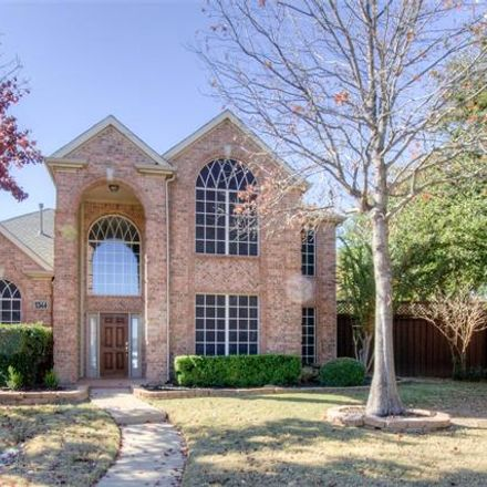 Rent this 4 bed house on 1344 Parma Drive in Lewisville, TX 75077