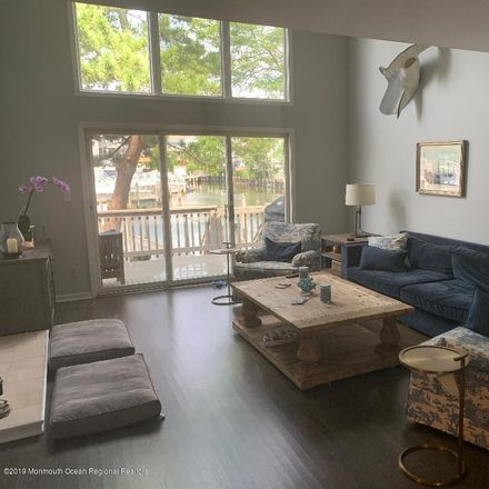 Rent this 3 bed condo on 50 Bay Point Harbour in Point Pleasant, NJ 08742