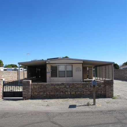 Rent this 2 bed house on East Amber Drive in Fortuna, AZ 85367