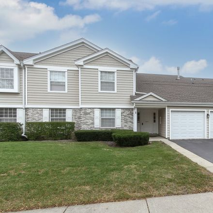 Rent this 2 bed townhouse on Trails Drive in Schaumburg, IL 60173