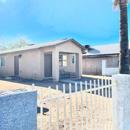 Rent this 2 bed house on 1237 East Diamond Street in Phoenix, AZ 85006