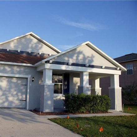 Rent this 4 bed house on 3913 Golden Finch Way in Kissimmee, FL