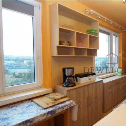 Rent this 4 bed apartment on Bratków 11 in 41-300 Dąbrowa Górnicza, Poland