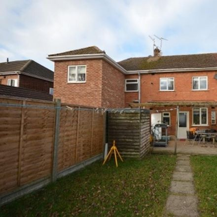 Rent this 2 bed house on Studfall Avenue in Corby NN17 1LT, United Kingdom