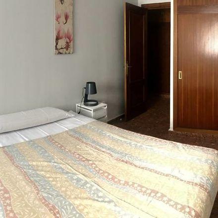 Rent this 8 bed room on Iglesia de San Juan y Todos los Santos in Lope de Hoces, 14003 Cordova