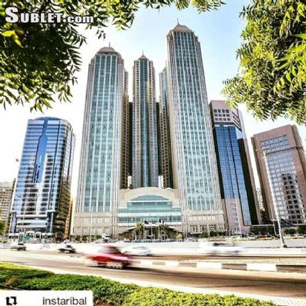Rent this 1 bed apartment on Corniche Street in Al Khalidiyah, Abu Dhabi
