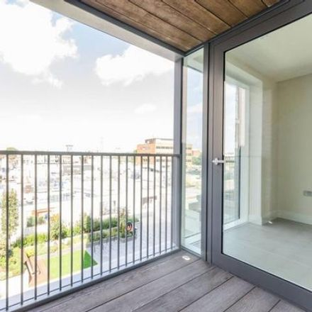 Rent this 1 bed apartment on Woodford House in 4 Thurstan Street, London SW6 2GF