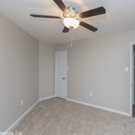 Rent this 2 bed apartment on Woodbine St in Sherwood, AR