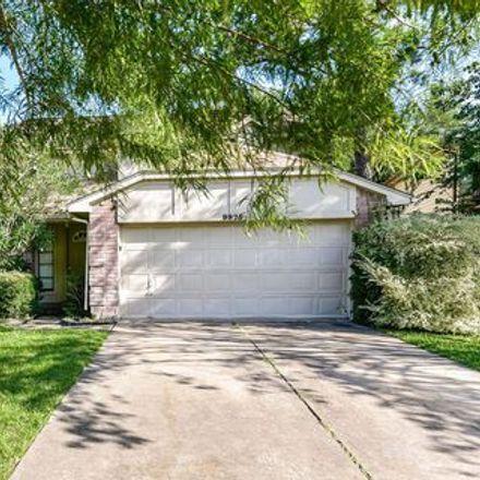 Rent this 4 bed apartment on 9935 Burntfork Street in Satsuma, TX 77064