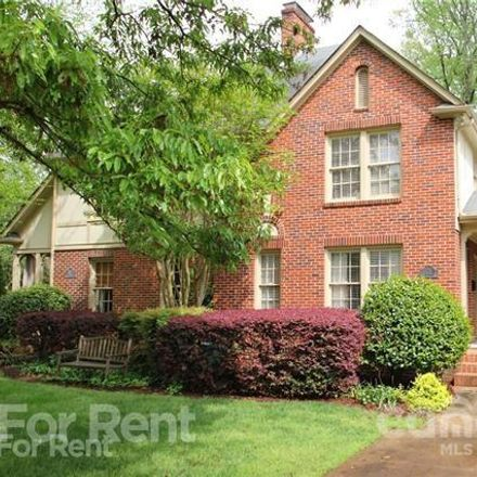 Rent this 2 bed townhouse on 2717 Chelsea Drive in Charlotte, NC 28209