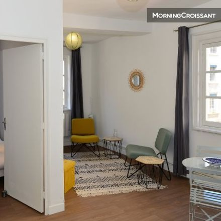 Rent this 1 bed apartment on 1 Impasse Molière in 69006 Lyon, France