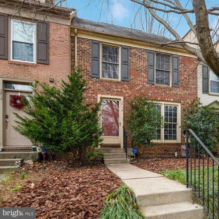 Rent this 3 bed townhouse on 3813 Water Drop Ct in Burtonsville, MD