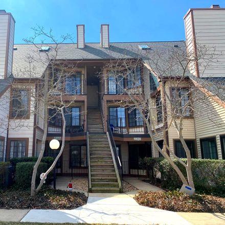 Rent this 2 bed condo on 14122 Lauren Lane in Laurel, MD 20707
