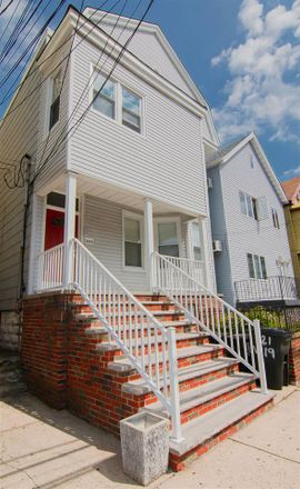 Rent this 1 bed apartment on 121 West 19th Street in Bayonne, NJ 07002