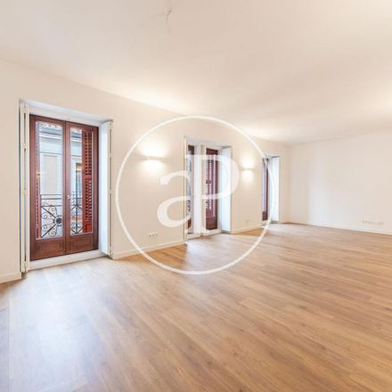 Rent this 4 bed apartment on Calle de Los Madrazo in 5, 28014 Madrid