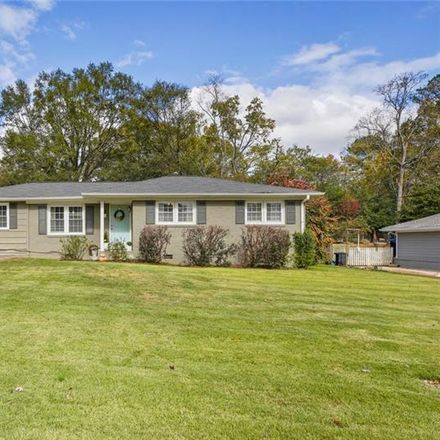 Rent this 4 bed house on Church Road Southeast in Smyrna, GA 30080-1846