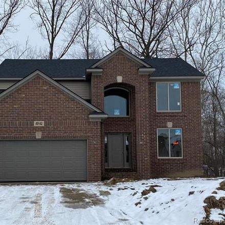 Rent this 4 bed house on Anthony Ct in Macomb, MI