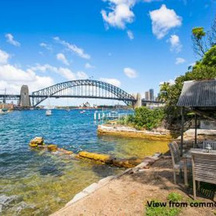 Rent this 2 bed apartment on Bayview Street in Lavender Bay NSW 2060, Australia