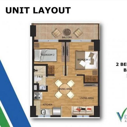 Rent this 1 bed condo on Yangco Road in Upper General Luna, Benguet