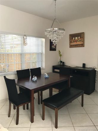 Rent this 3 bed townhouse on 14325 Southwest 57th Lane in Kendale Lakes, FL 33183