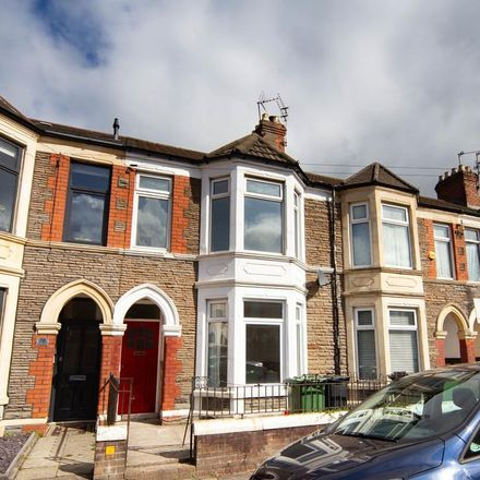 Rent this 3 bed house on Manor Street in Cardiff, United Kingdom