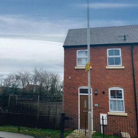 Rent this 2 bed house on Glenthorone Vets in Derby Road, East Staffordshire ST14 8EB