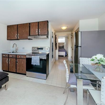 Rent this 1 bed condo on Aloha Lani in 2211 Ala Wai Boulevard, Honolulu