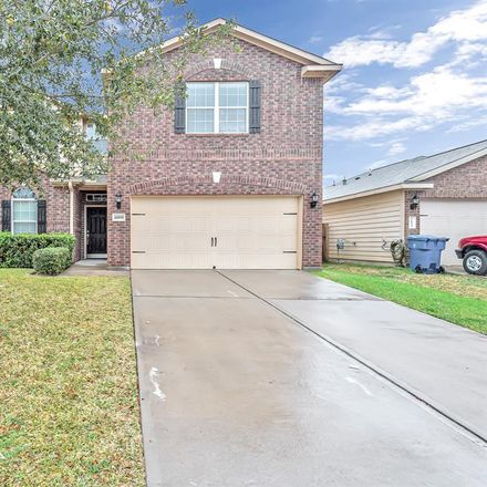 Rent this 5 bed house on 26935 Wild Duck Ln in Hockley, TX
