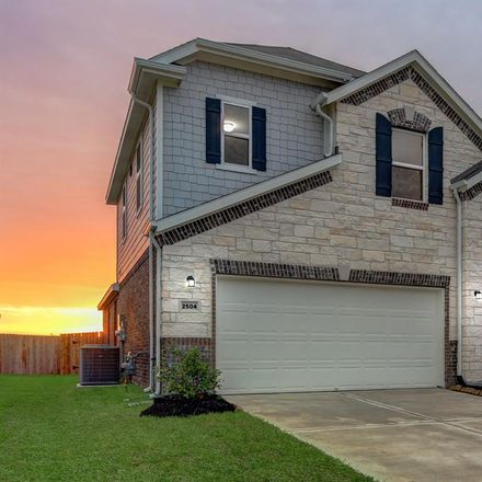 Rent this 4 bed house on Bryan Rd in Richmond, TX