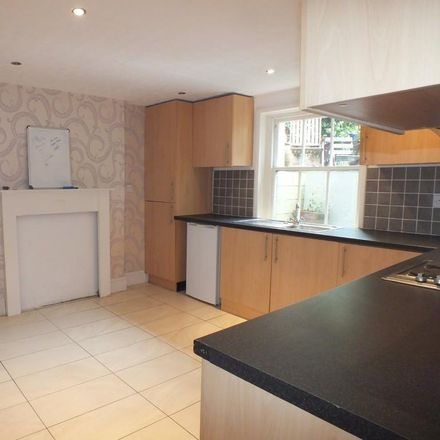 Rent this 4 bed house on 21 Jesse Terrace in Reading RG1 7RS, United Kingdom