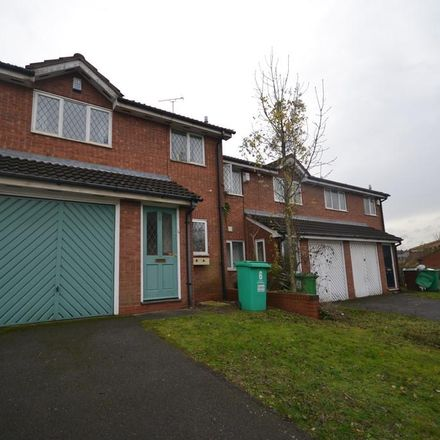 Rent this 3 bed house on 12 Kittiwake Mews in Wollaton NG7 2DH, United Kingdom