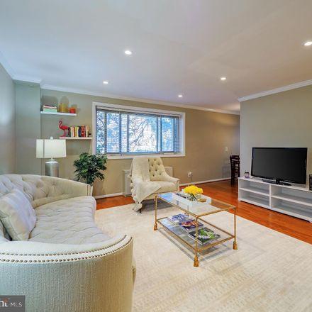 Rent this 1 bed condo on 4570 MacArthur Boulevard Northwest in Washington, DC 20016