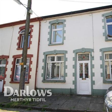 Rent this 3 bed house on Mount Street in Ebbw Vale NP23, United Kingdom