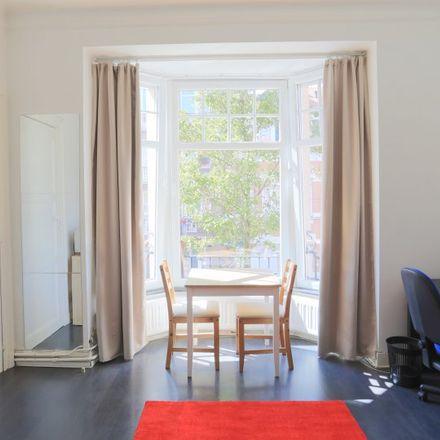 Rent this 0 bed apartment on Avenue de la Chasse - Jachtlaan 27 in 1040 Etterbeek, Belgium
