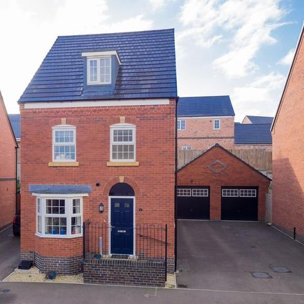 Rent this 5 bed house on Pritchard Drive in North West Leicestershire DE74 2AZ, United Kingdom