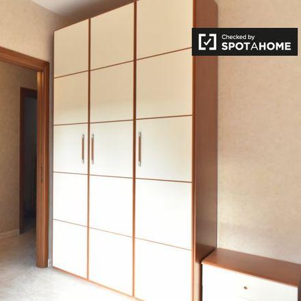 Rent this 3 bed room on Via Tazio Nuvolari in 00142 Rome RM, Italy