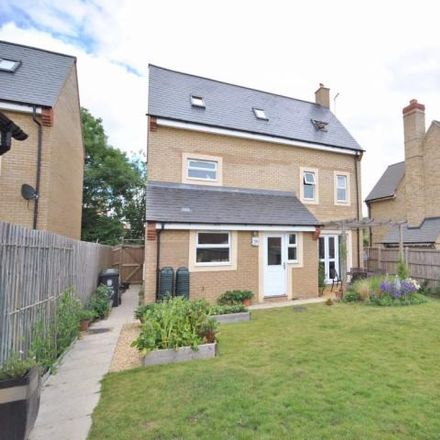 Rent this 5 bed house on 21 Foxhollow in Cambourne CB23 5HT, United Kingdom