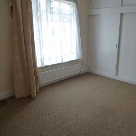 Rent this 3 bed house on Wycliffe Road in Northampton NN1 5JQ, United Kingdom