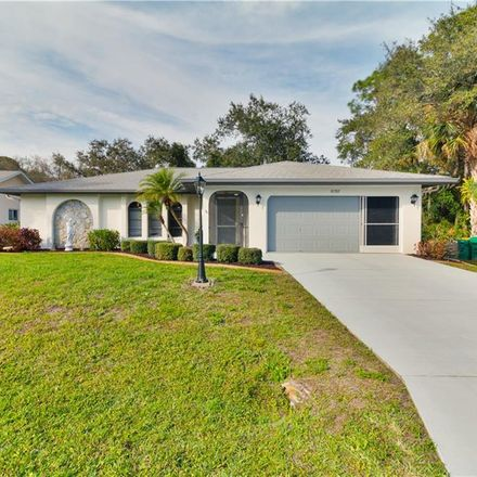 Rent this 3 bed apartment on 18382 Lamont Avenue in Port Charlotte, FL 33948
