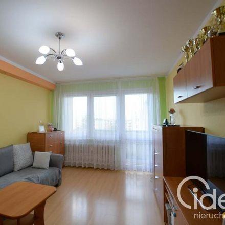 Rent this 2 bed apartment on Jarosława Iwaszkiewicza 54 in 70-785 Szczecin, Poland