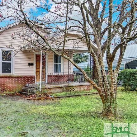 Rent this 3 bed house on 1405 East 32nd Street in Savannah, GA 31404
