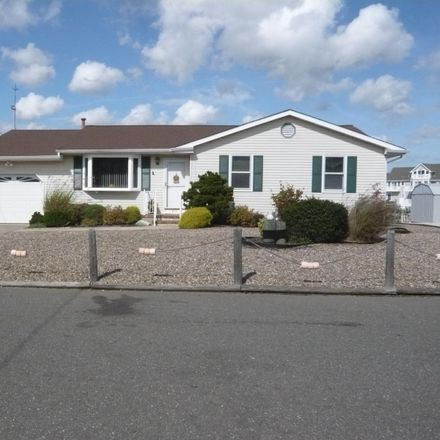 Rent this 3 bed house on 817 Forepeak Drive in Lacey Township, NJ 08731