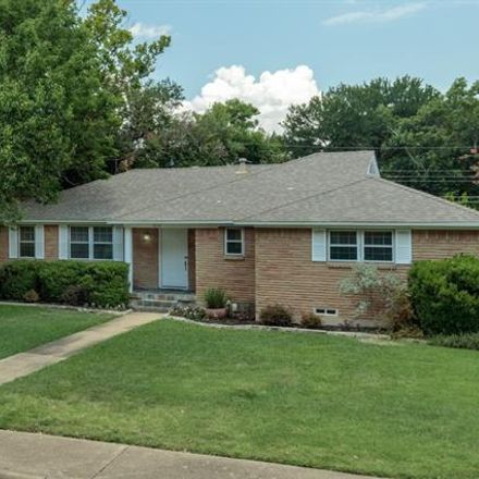 Rent this 3 bed house on 8319 Londonderry Lane in Dallas, TX 75228