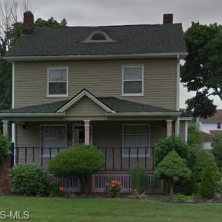 Rent this 3 bed house on 124 North Belle Vista Avenue in Youngstown, OH 44509