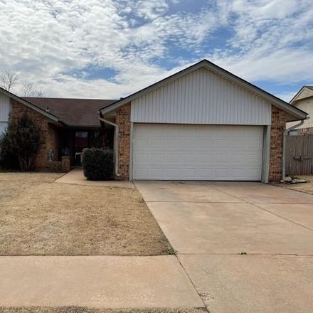 Rent this 3 bed house on 1808 Southeast 7th Street in Moore, OK 73160