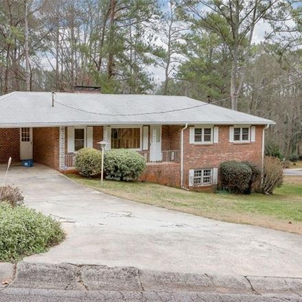 Rent this 3 bed house on Clearview Dr in Marietta, GA