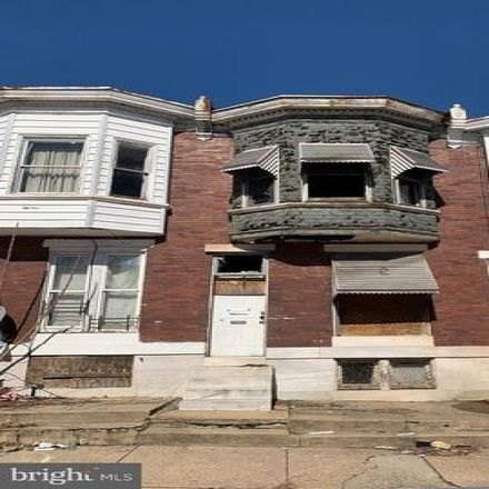 Rent this 3 bed condo on 2748 Harlem Avenue in Baltimore, MD 21216