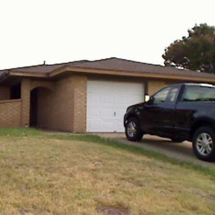 Rent this 2 bed duplex on 4634 Marlboro Drive in Abilene, TX 79606